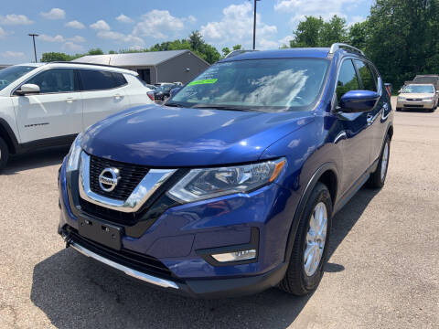 2017 Nissan Rogue for sale at Blake Hollenbeck Auto Sales in Greenville MI