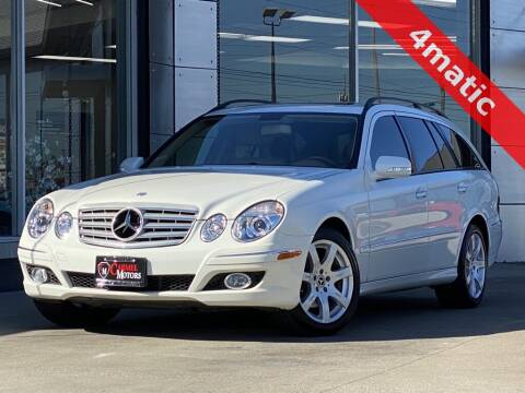 2008 Mercedes-Benz E-Class for sale at Carmel Motors in Indianapolis IN