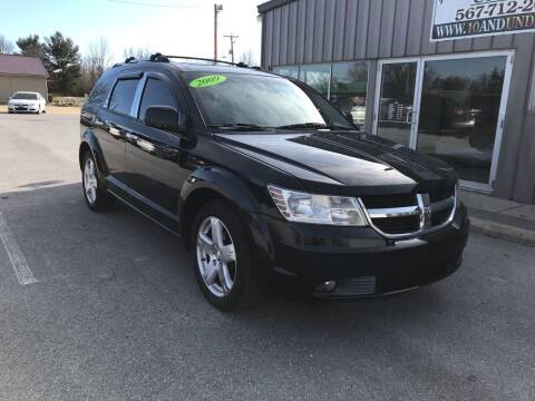 2009 Dodge Journey for sale at KEITH JORDAN'S 10 & UNDER in Lima OH