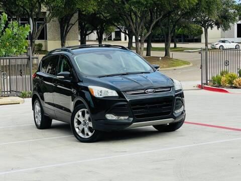 2013 Ford Escape for sale at Texas Drive Auto in Dallas TX