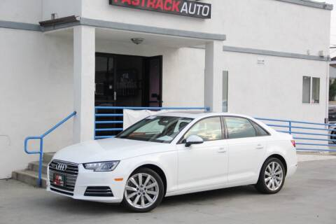 2017 Audi A4 for sale at Fastrack Auto Inc in Rosemead CA