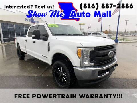 2017 Ford F-250 Super Duty for sale at Show Me Auto Mall in Harrisonville MO