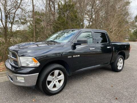 2009 Dodge Ram Pickup 1500 for sale at Coastal Auto Sports in Chesapeake VA