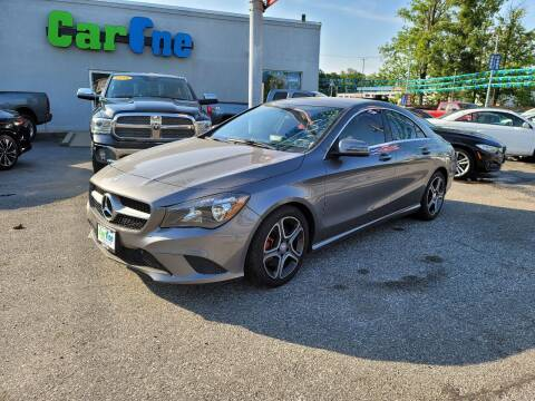 2014 Mercedes-Benz CLA for sale at Car One in Essex MD