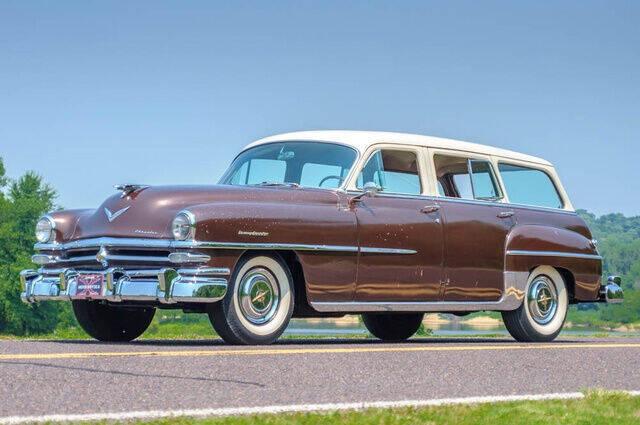 1953 Chrysler New Yorker for sale in Fenton, MO