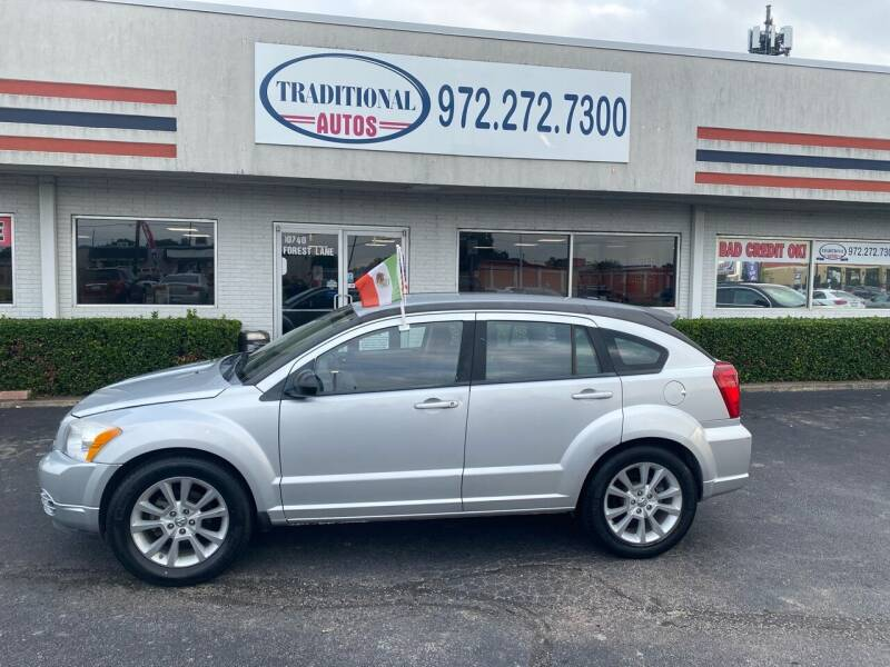 2011 Dodge Caliber for sale at Traditional Autos in Dallas TX
