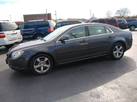 2010 Chevrolet Malibu for sale at Big Boys Auto Sales in Russellville KY