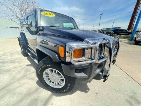 2007 HUMMER H3 for sale at AP Auto Brokers in Longmont CO