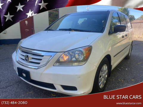 2009 Honda Odyssey for sale at Blue Star Cars in Jamesburg NJ