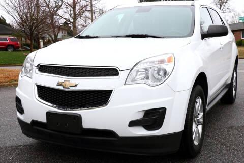 2015 Chevrolet Equinox for sale at Prime Auto Sales LLC in Virginia Beach VA