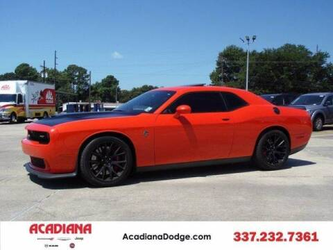 2016 Dodge Challenger for sale at Acadiana Automotive Group - Acadiana DCJRF Lafayette in Lafayette LA