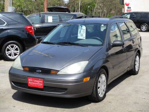 2004 Ford Focus for sale at Bill Leggett Automotive, Inc. in Columbus OH
