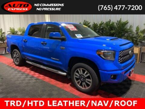 2021 Toyota Tundra for sale at Auto Express in Lafayette IN