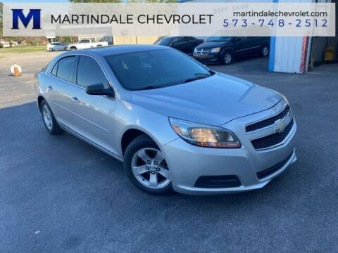 2013 Chevrolet Malibu for sale at MARTINDALE CHEVROLET in New Madrid MO