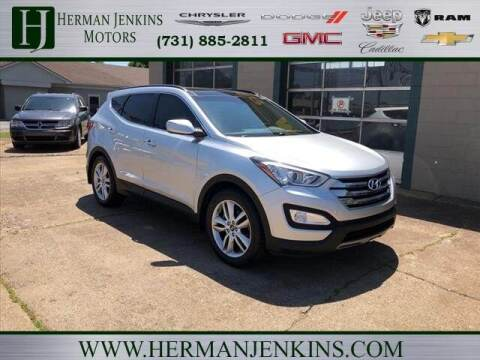 2015 Hyundai Santa Fe Sport for sale at Herman Jenkins Used Cars in Union City TN