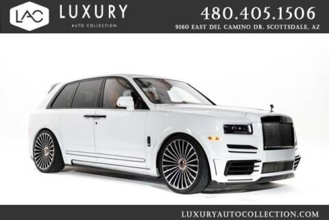 2021 Rolls-Royce Cullinan for sale at Luxury Auto Collection in Scottsdale AZ