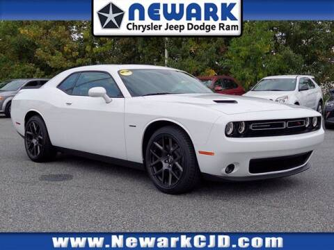 2018 Dodge Challenger for sale at NEWARK CHRYSLER JEEP DODGE in Newark DE