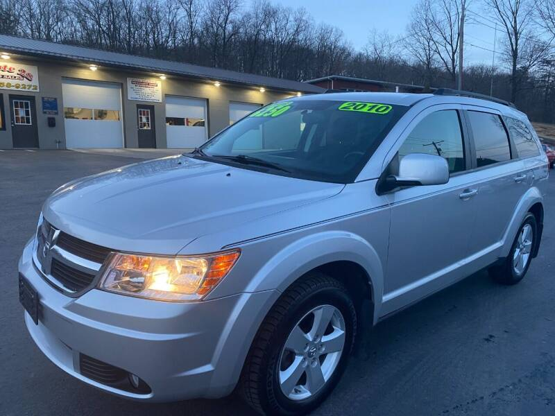 2010 Dodge Journey for sale at Route 28 Auto Sales in Ridgeley WV