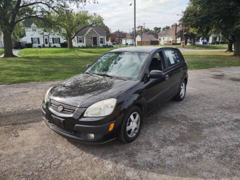 2006 Kia Rio5 for sale at Flag Motors in Columbus OH