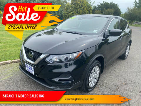 2020 Nissan Rogue Sport for sale at STRAIGHT MOTOR SALES INC in Paterson NJ
