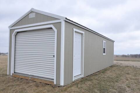 Garage 12x32 for sale at Brett's Automotive in Kahoka MO