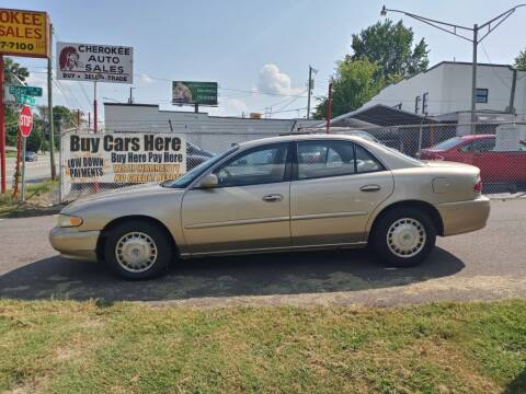 2005 Buick Century for sale at Cherokee Auto Sales in Knoxville TN
