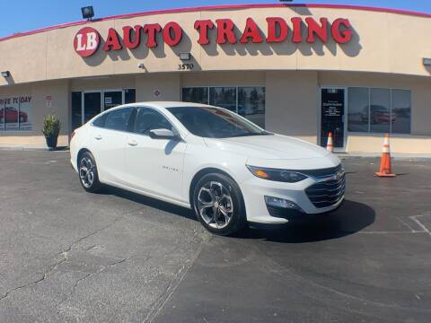 2020 Chevrolet Malibu for sale at LB Auto Trading in Orlando FL