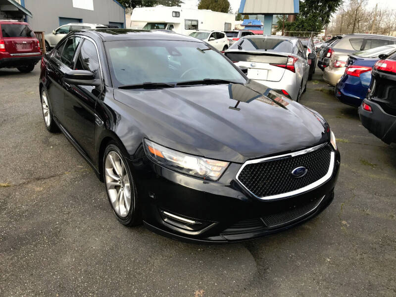 2013 Ford Taurus for sale at Autos Cost Less LLC in Lakewood WA