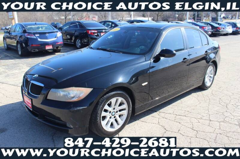 2007 BMW 3 Series for sale at Your Choice Autos - Elgin in Elgin IL