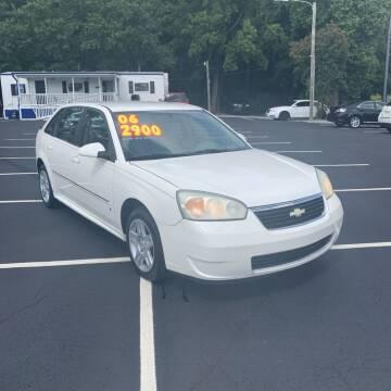 2006 Chevrolet Malibu Maxx for sale at Auto Bella Inc. in Clayton NC