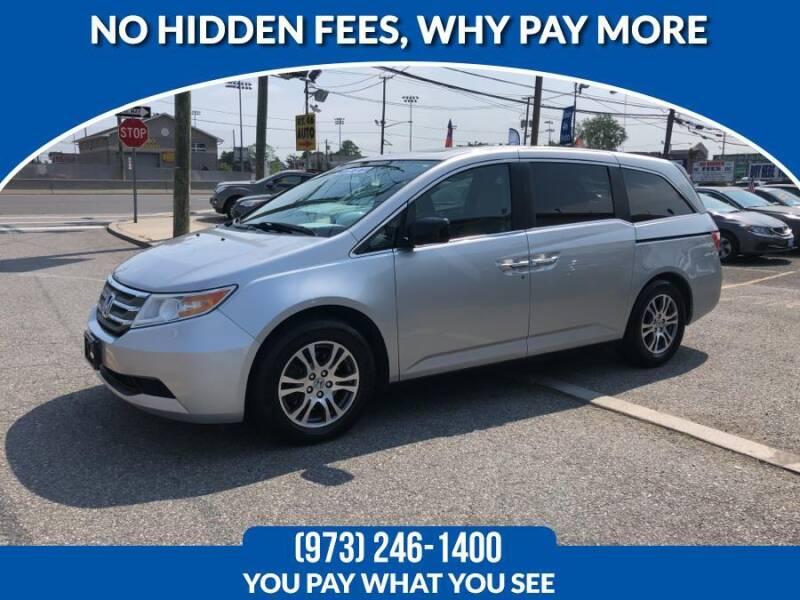 2012 Honda Odyssey for sale at Route 46 Auto Sales Inc in Lodi NJ