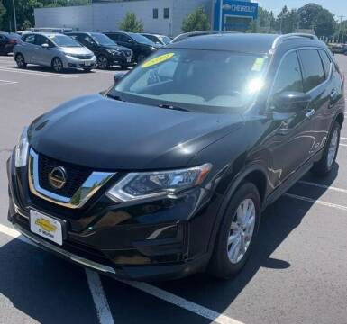 2019 Nissan Rogue for sale at Tim Short Auto Mall 2 in Corbin KY