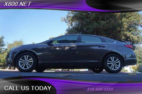 2015 Hyundai Sonata for sale at The Dealer in Fremont CA