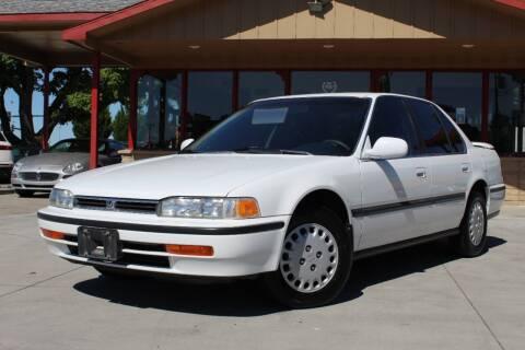 1993 Honda Accord for sale at ALIC MOTORS in Boise ID