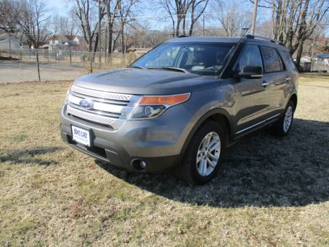 2013 Ford Explorer for sale at Dons Carz in Topeka KS