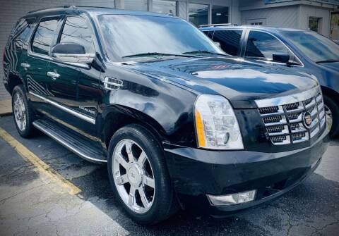 2011 Cadillac Escalade for sale at RD Motors, Inc in Charlotte NC