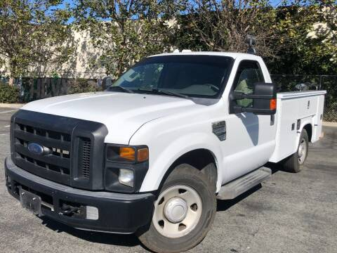 2008 Ford F-250 Super Duty for sale at CITY MOTOR SALES in San Francisco CA