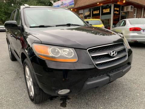 2008 Hyundai Santa Fe for sale at D & M Discount Auto Sales in Stafford VA