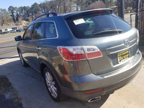 2010 Mazda CX-9 for sale at Palmer Automobile Sales in Decatur GA