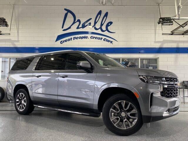 2021 Chevrolet Suburban for sale in Peotone, IL