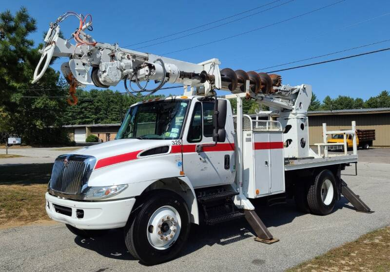2007 International 4300 for sale at MILFORD AUTO SALES INC in Hopedale MA