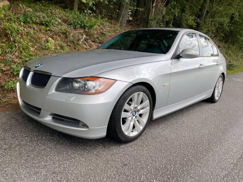 2007 BMW 3 Series for sale at Lenoir Auto in Lenoir NC