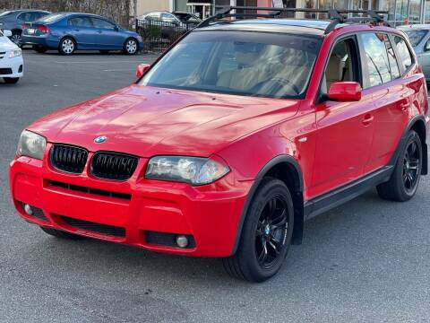 2006 BMW X3 for sale at MAGIC AUTO SALES in Little Ferry NJ