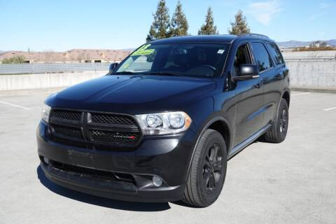 2013 Dodge Durango for sale at BAY AREA CAR SALES 2 in San Jose CA