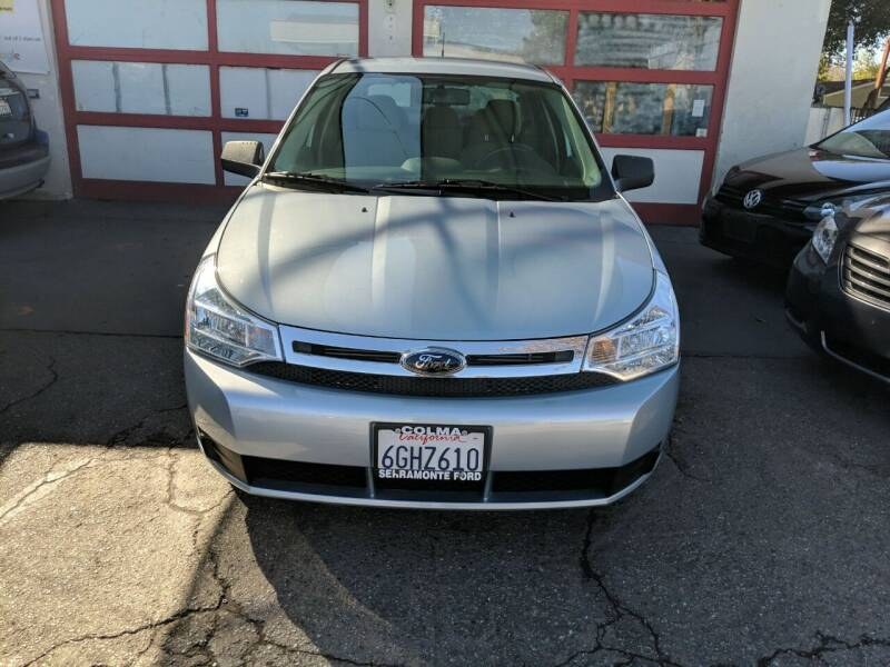 2009 Ford Focus for sale at Auto City in Redwood City CA