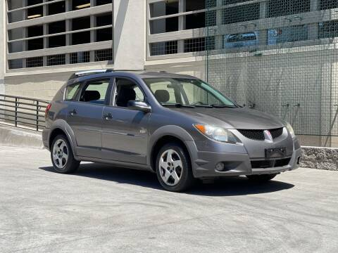 2003 Pontiac Vibe for sale at LANCASTER AUTO GROUP in Portland OR