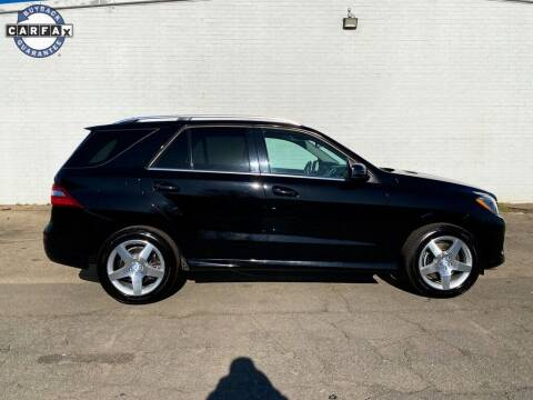 2014 Mercedes-Benz M-Class for sale at Smart Chevrolet in Madison NC