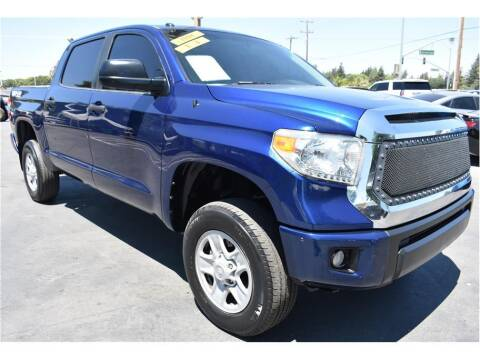 2015 Toyota Tundra for sale at ATWATER AUTO WORLD in Atwater CA
