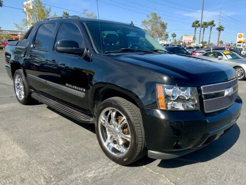 2007 Chevrolet Avalanche for sale at Charlie Cheap Car in Las Vegas NV