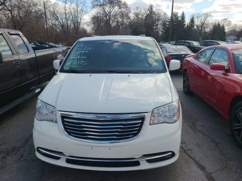 2012 Chrysler Town and Country for sale at All State Auto Sales, INC in Kentwood MI